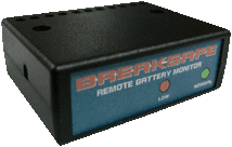 BREAKSAFE - Remote Battery Monitor