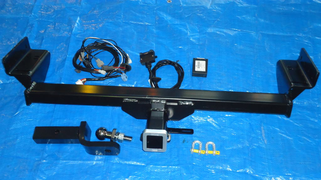 Towbar kit of Subaru Forrester