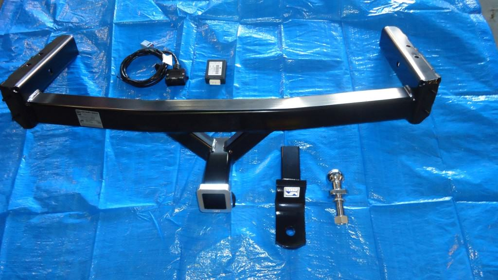 Towbar kit of Holden VE Commodore