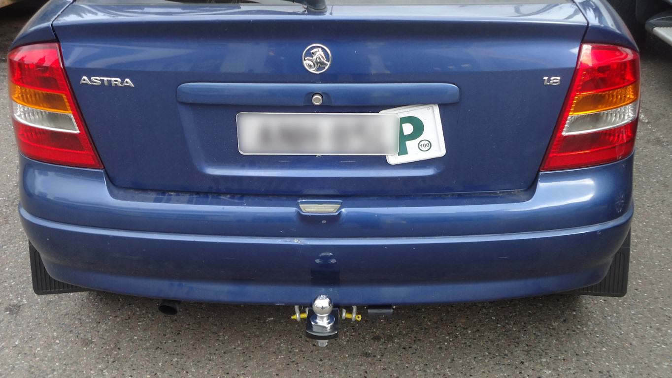 Holden astra hatch isp glendale towbar installation for holden astra asfbconference2016 Choice Image