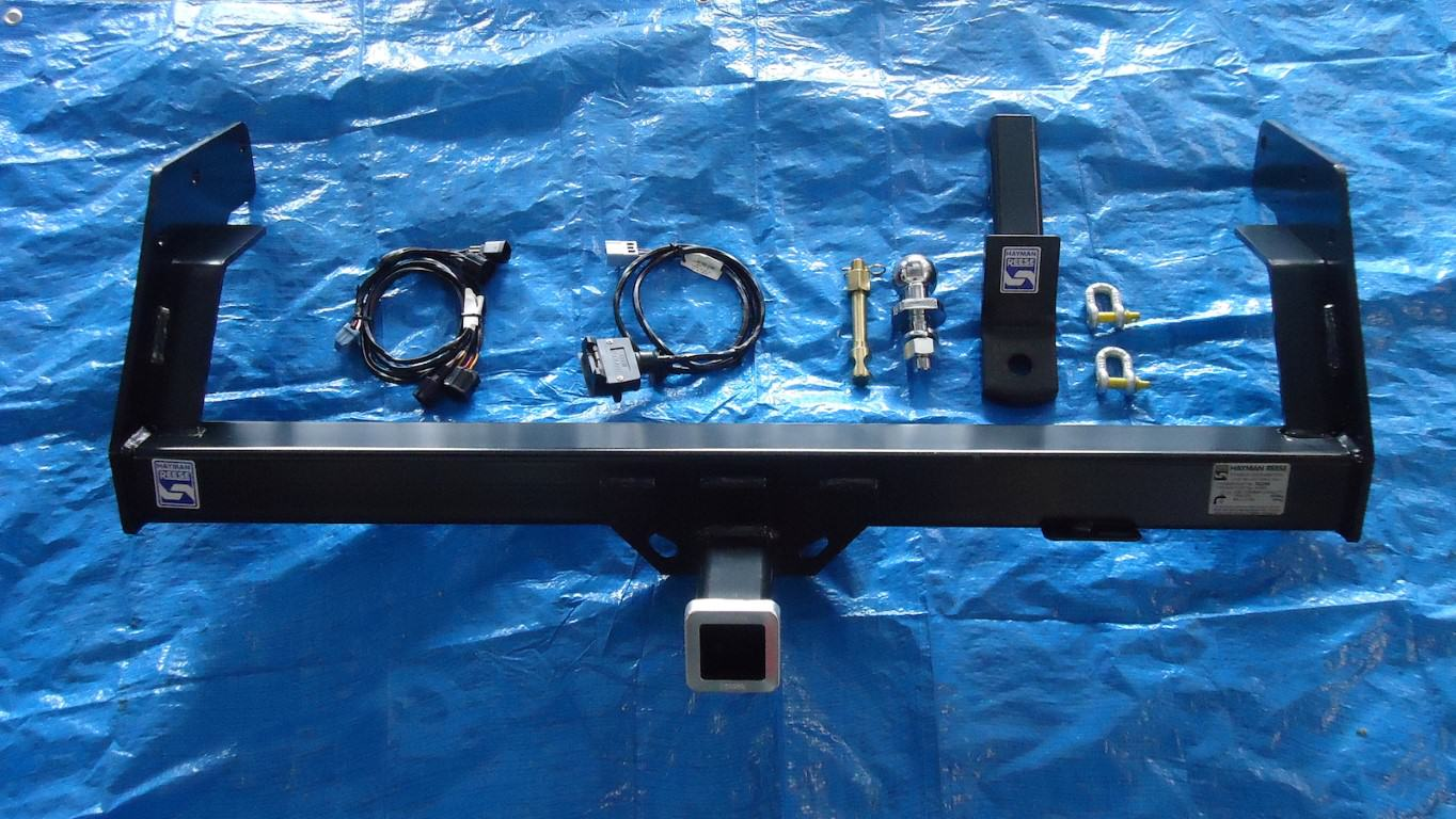 Ford Ranger Isp Glendale Tow Bar Wiring Harness Territory Towbar Kit Of Bt 50